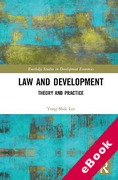 Cover of Law and Development: Theory and Practice (eBook)