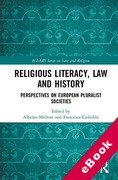 Cover of Religious Literacy, Law and History: Perspectives on European Pluralist Societies (eBook)