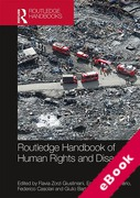 Cover of Routledge Handbook of Human Rights and Disasters (eBook)