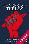 Cover of Gender and the Law (eBook)