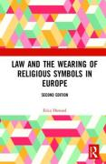 Cover of Law and the Wearing of Religious Symbols in Europe
