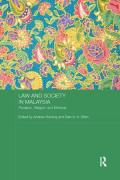 Cover of Law and Society in Malaysia: Pluralism, Religion and Ethnicity