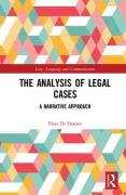 Cover of The Analysis of Legal Cases: A Narrative Approach