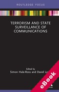 Cover of Terrorism and State Surveillance of Communications (eBook)