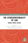 Cover of The Extraterritoriality of Law: History, Theory, Politics