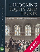 Cover of Unlocking Equity and Trusts (eBook)
