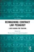 Cover of Contract Law Pedagogy in the 21st Century