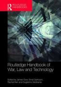 Cover of Routledge Handbook of War, Law and Technology