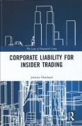 Cover of Corporate Liability for Insider Trading