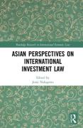 Cover of Asian Perspectives on International Investment Law