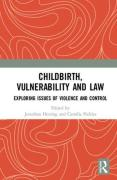 Cover of Childbirth, Vulnerability and Law: Exploring Issues of Violence and Control