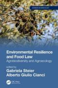Cover of Environmental Resilience and Food Law: Agrobiodiversity and Agroecology