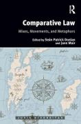Cover of Comparative Law: Mixes, Movements, and Metaphors