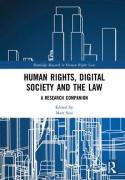 Cover of Human Rights, Digital Society and the Law: A Research Companion