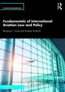 Cover of Fundamentals of International Aviation Law and Policy