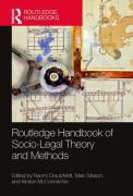 Cover of Routledge Handbook of Socio-Legal Theory and Methods