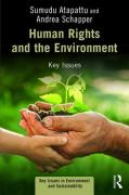 Cover of Human Rights and the Environment: Key Issues