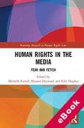 Cover of Human Rights in the Media: Fear and Fetish (eBook)