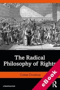 Cover of The Radical Philosophy of Rights (eBook)