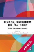 Cover of Feminism, Postfeminism and Legal Theory: Beyond the Gendered Subject? (eBook)