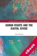 Cover of Human Rights and the Digital Divide (eBook)
