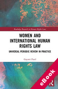 Cover of Women and International Human Rights Law: Universal Periodic Review in Practice (eBook)