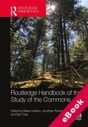 Cover of Routledge Handbook of the Study of the Commons (eBook)