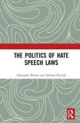 Cover of The Politics of Hate Speech Laws