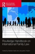 Cover of Routledge Handbook of International Family Law