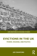Cover of Evictions in the UK: Power, Housing, and Politics