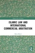 Cover of Islamic Law and International Commercial Arbitration