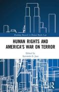 Cover of Human Rights and America's War on Terror