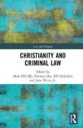 Cover of Christianity and Criminal Law