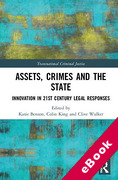 Cover of Assets, Crimes and the State: Innovation in 21st Century Legal Responses (eBook)