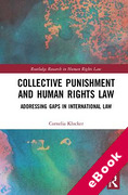 Cover of Collective Punishment and Human Rights Law: Addressing Gaps in International Law (eBook)