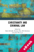 Cover of Christianity and Criminal Law (eBook)
