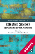 Cover of Executive Clemency: Comparative and Empirical Perspectives (eBook)