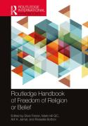 Cover of Routledge Handbook of Freedom of Religion or Belief