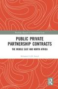 Cover of Public Private Partnership Contracts: The Middle East and North Africa