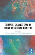 Cover of Climate Change Law in China in Global Context