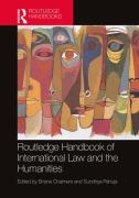 Cover of Routledge Handbook of International Law and the Humanities