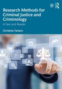 Cover of Research Methods for Criminal Justice and Criminology: A Text and Reader