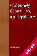 Cover of Civil Society, Constitution and Legitimacy (eBook)