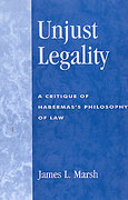 Cover of Unjust Legality