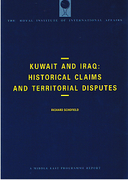Cover of Kuwait and Iraq: Historical Claims and Territorial Disputes