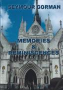Cover of Memories and Reminiscences