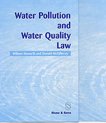 Cover of Water Pollution and Water Quality Law