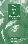 Cover of The Law of Allotments