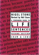 Cover of A Companion Guide to Life Sentences