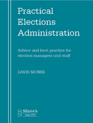 Cover of Practical Elections Administration